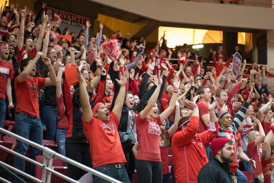 Illinois State Redbird Fans