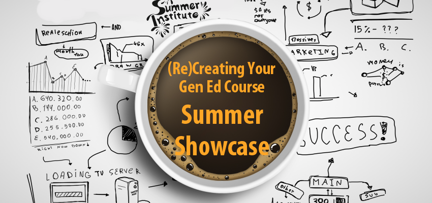 (RE)Creating Your Gen Ed Course