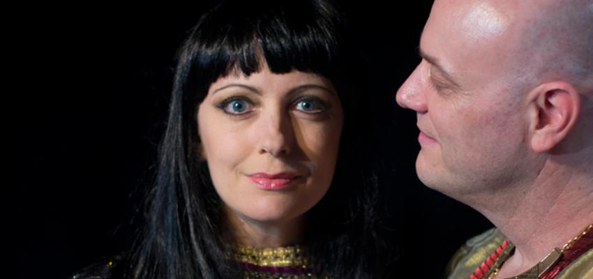 Illinois Shakespeare Festival production of Antony and Cleopatra