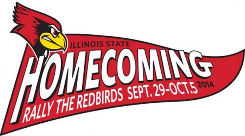 logo for ISU Homecoming 2014
