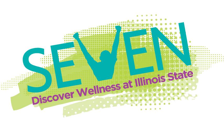Seven dimensions of wellness logo