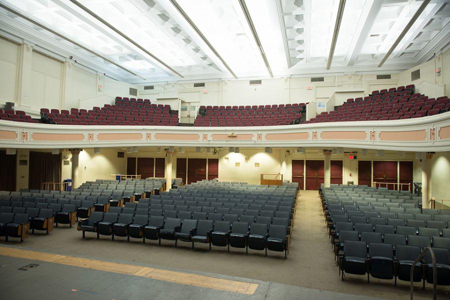 capen auditorium