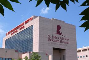 image of St. Jude Children's Hospital