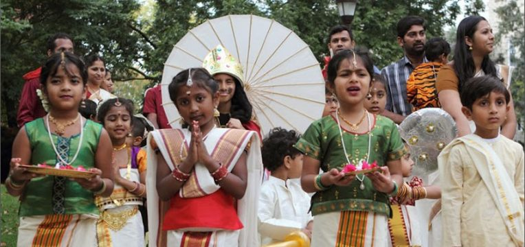 image of the Festival of India
