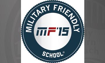 logo for Military Friendly Schools