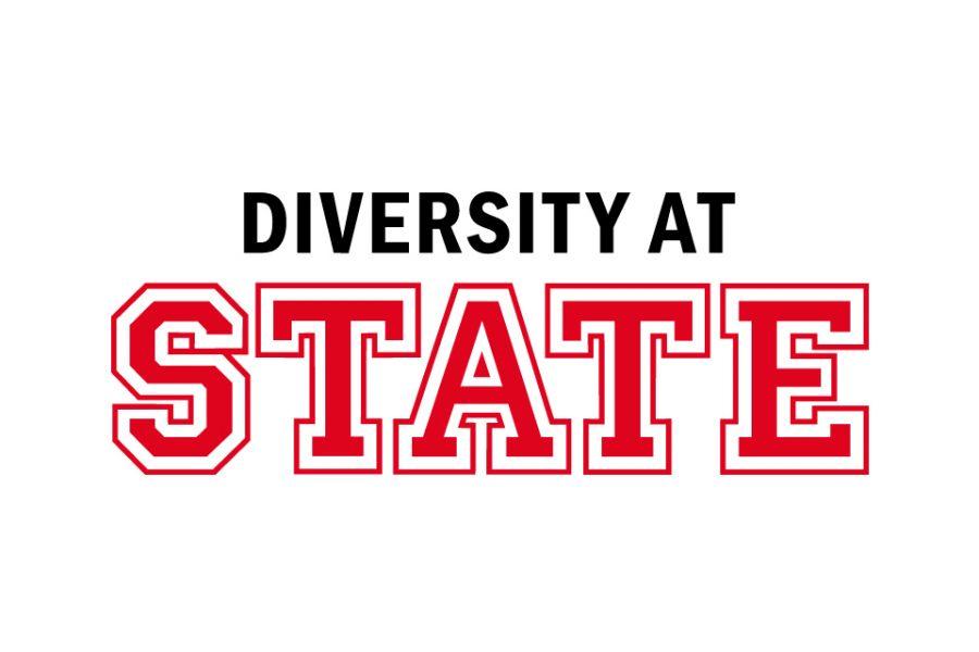 Diversity at State logo