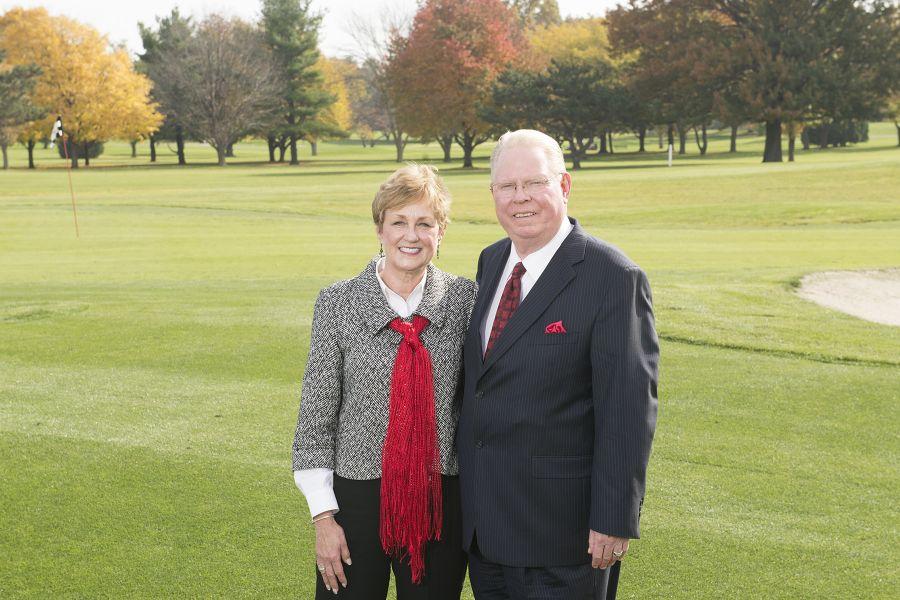 Jim and Carole Mounier