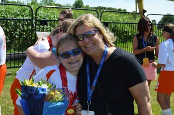 image of Tammy and Mackenzie Carlson