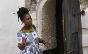 image of Illinois State University Associate Professor Ama Oforiwaa Aduonum