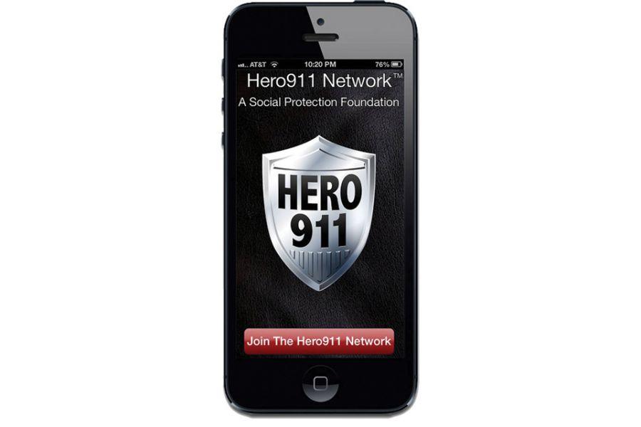 HeroNetwork app
