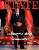 Illinois State Magazine, November 2012.