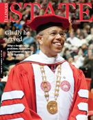 Illinois State Magazine, May 2013.