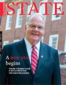 Illinois State Magazine, August 2013.