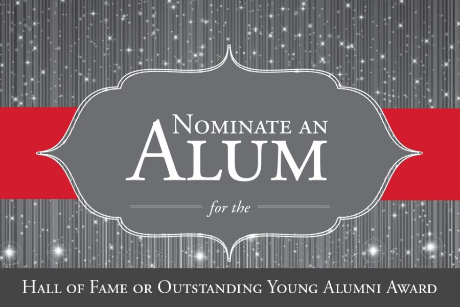 College of Education alumni are 40,000 strong! The deadline for submitting an award nomination is January 23, 2015.