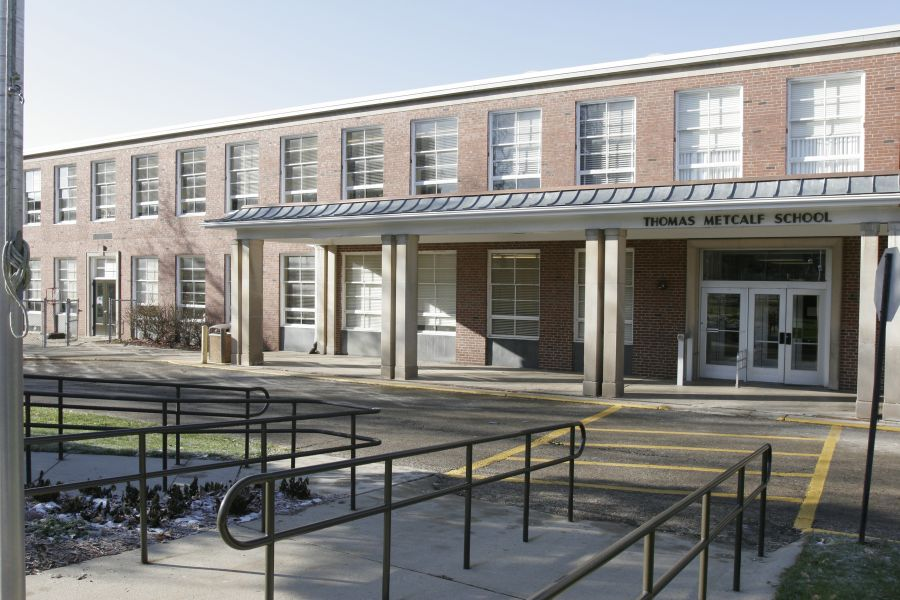 Thomas Metcalf School