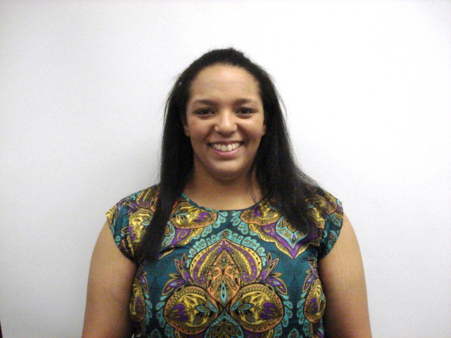student, Diana Steakley-Freeman