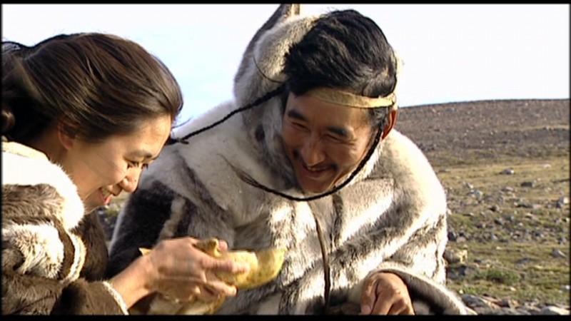 image from Atanarjuat: The Fast Runner movie