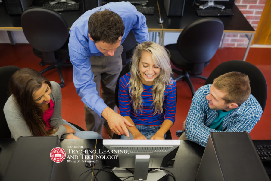 This week at the Center for Teaching, Learning, and Technology