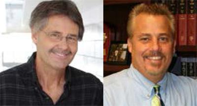 image of Den Patten and Craig Gatto