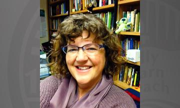 image of Professor of English Karen Coats