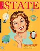 Illinois State Magazine, February 2015.