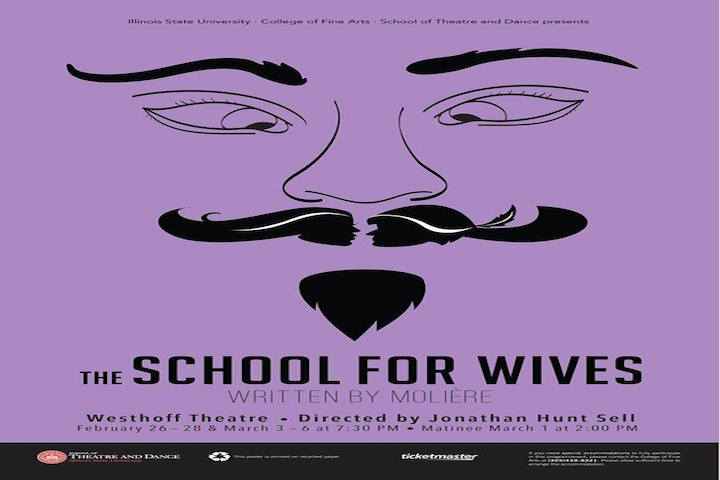 School for Wives poster