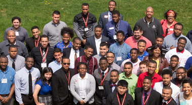 image of Black and Latino Male Summitt