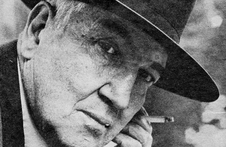 Robert Graves image from the Poetry Foundation