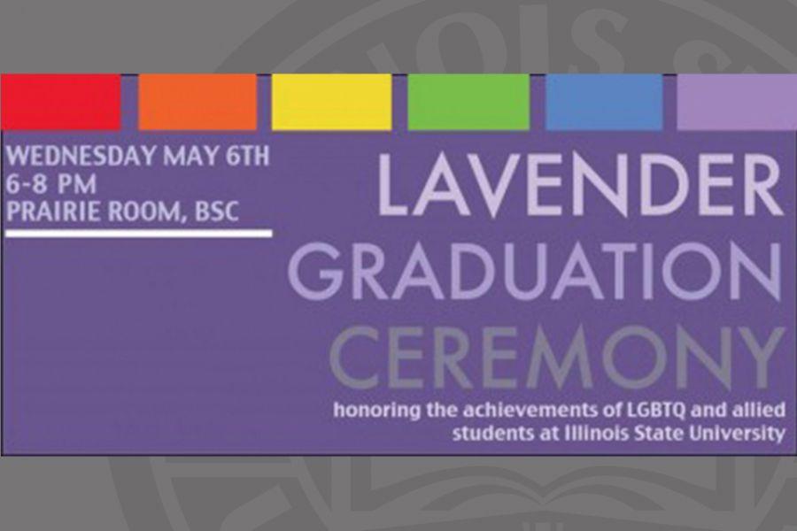 Lavender Graduation logo