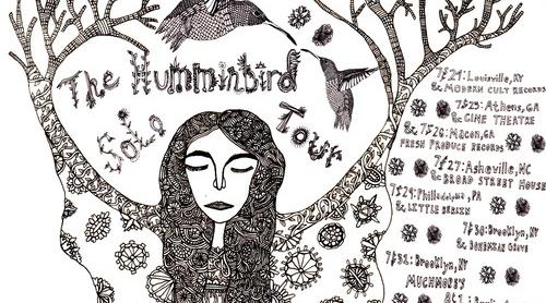 image of Muyassar Kurdi's tour poster