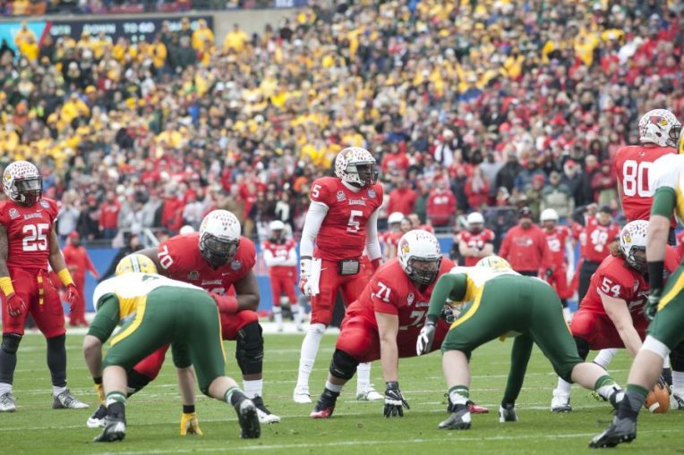 ISU Football National Championship Game