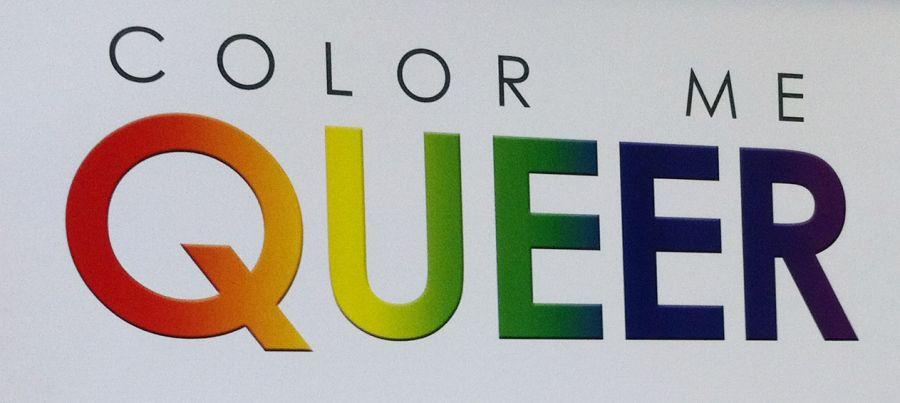 Color Me Queer logo