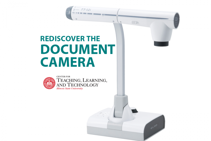 document camera promotion