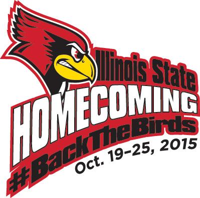 Homecoming 2015 logo