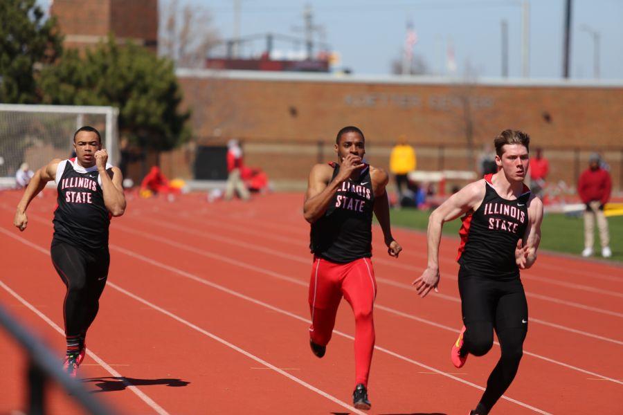 ISU Track runners