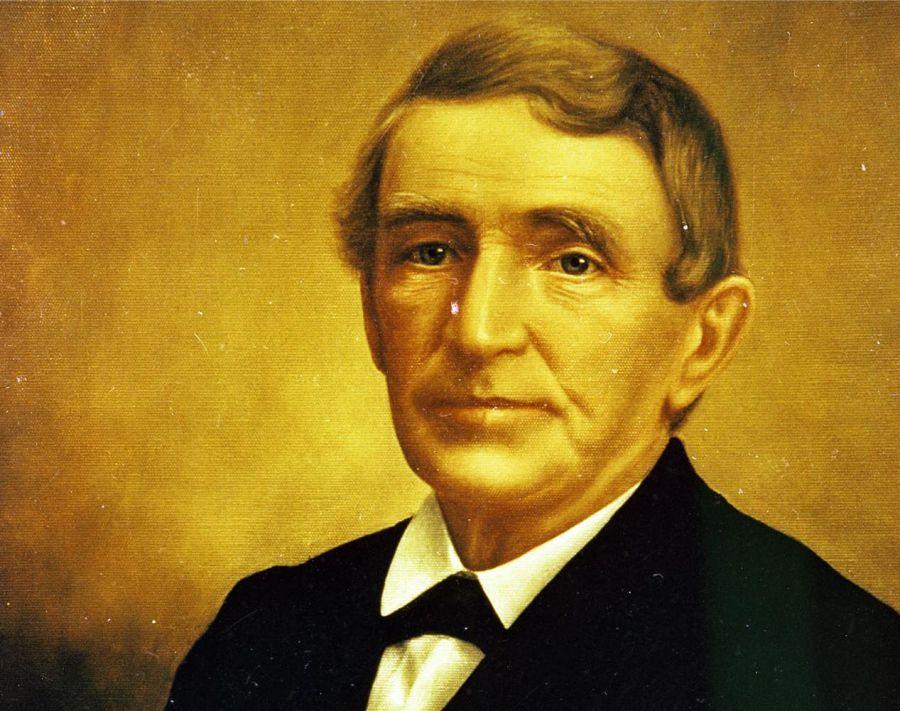 Portrait of Jesse Fell