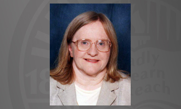 image of Social Sciences Librarian Vanette Schwartz