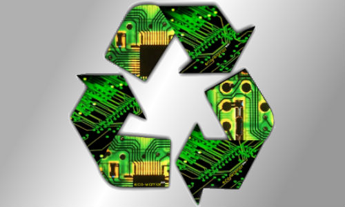 image of recycling logo