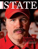 Illinois State Magazine, May 2015.