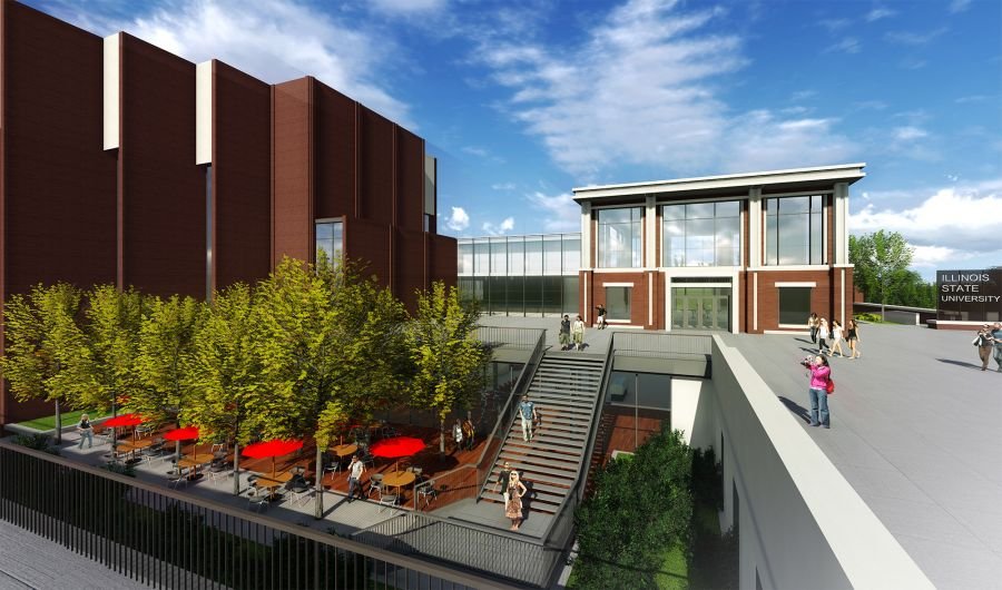 Bone courtyard design future