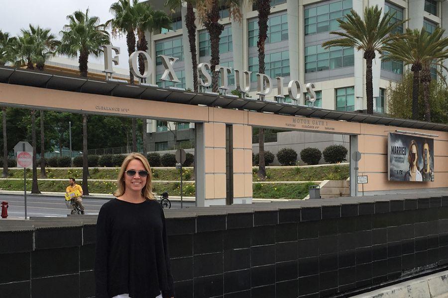 Heather Artis on Fox lot