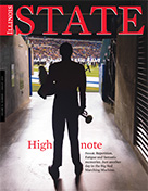 Illinois State Magazine, August 2015.