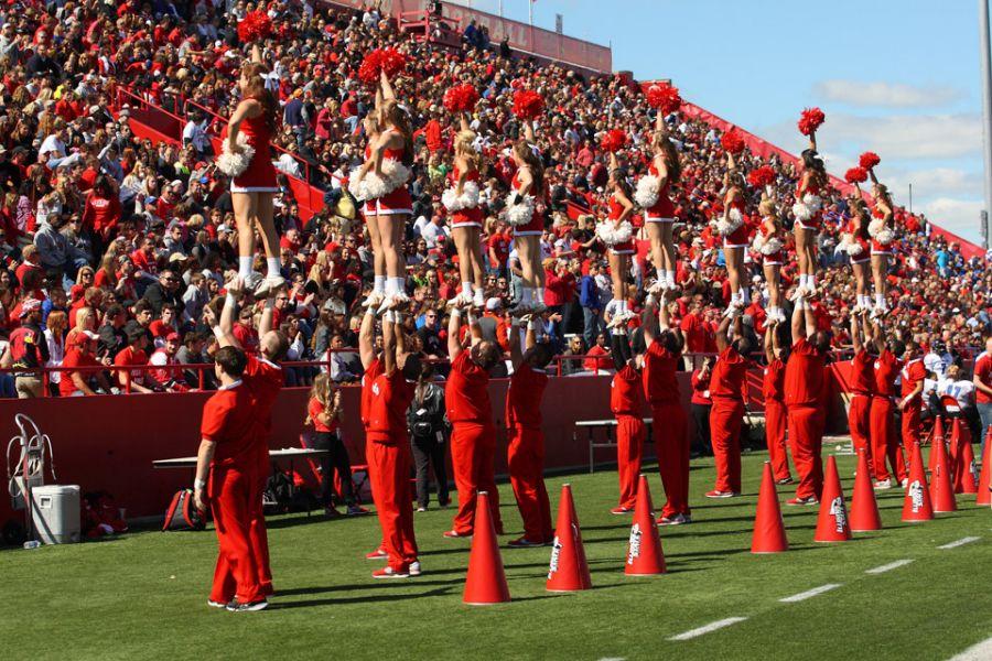 ISU Cheerleaders