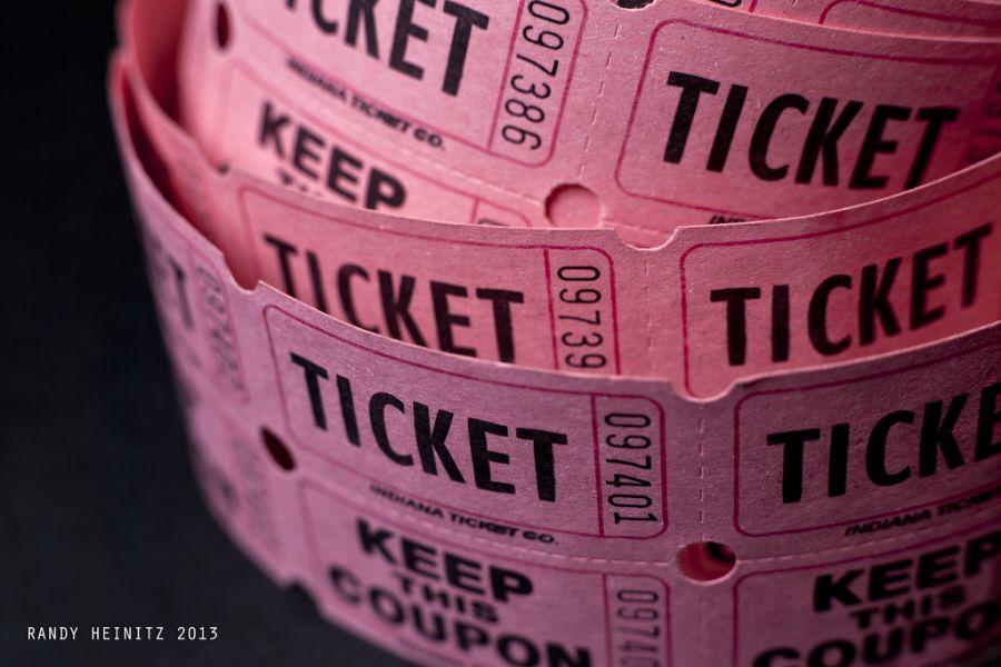 Contact Amy Witzig to buy raffle tickets