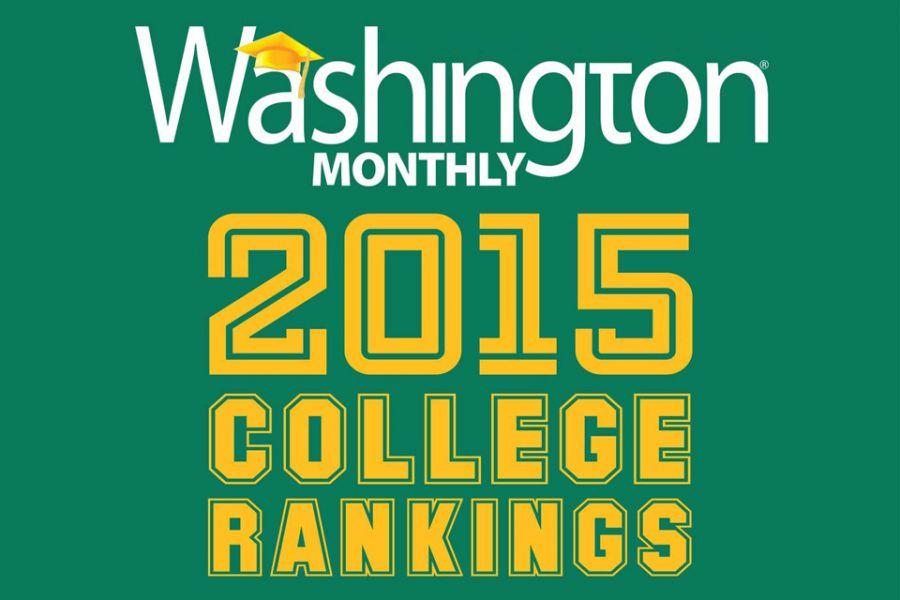 College Rankings Logo