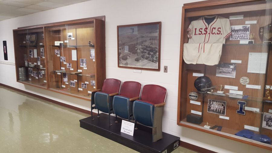 ISSCS history at the Normal Community Activity Center