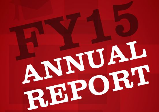 The College of Education's 2015 Annual Report is now available online.