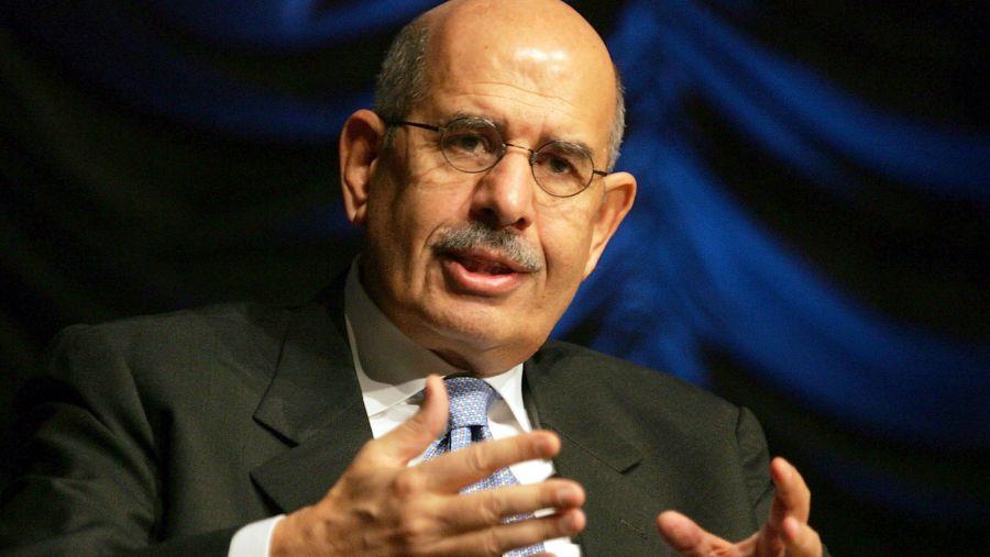image of Mohamed ElBaradei
