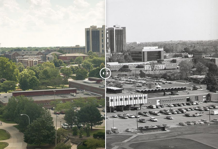 Watterson now and then