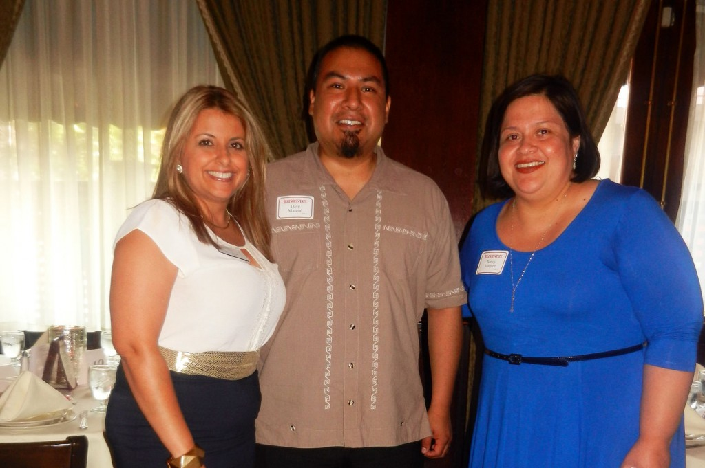 image of the latino Alumni Dinner